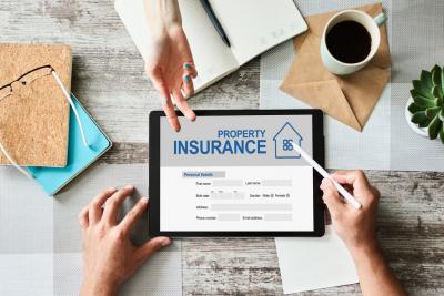 property insurance online application form